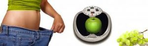 weight loss apple